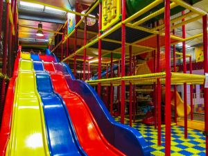 Kidz Shed Indoor Play Centre and Cafe - Accommodation Perth