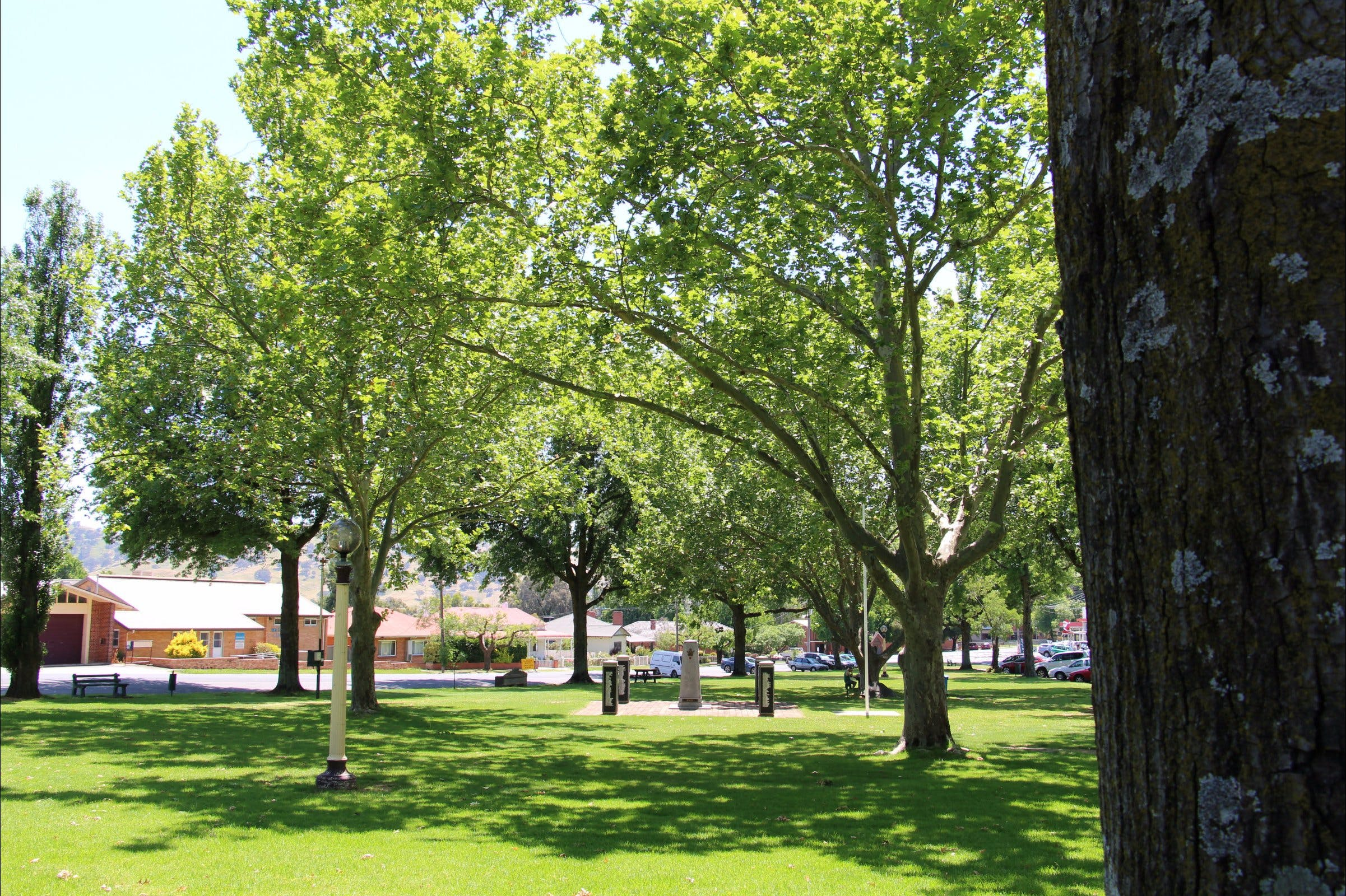Tallangatta Triangles Park - Accommodation Perth