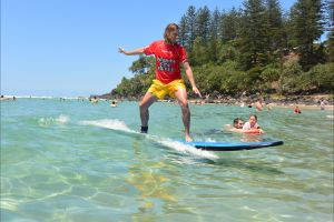Walkin' On Water Surf School - Accommodation Perth