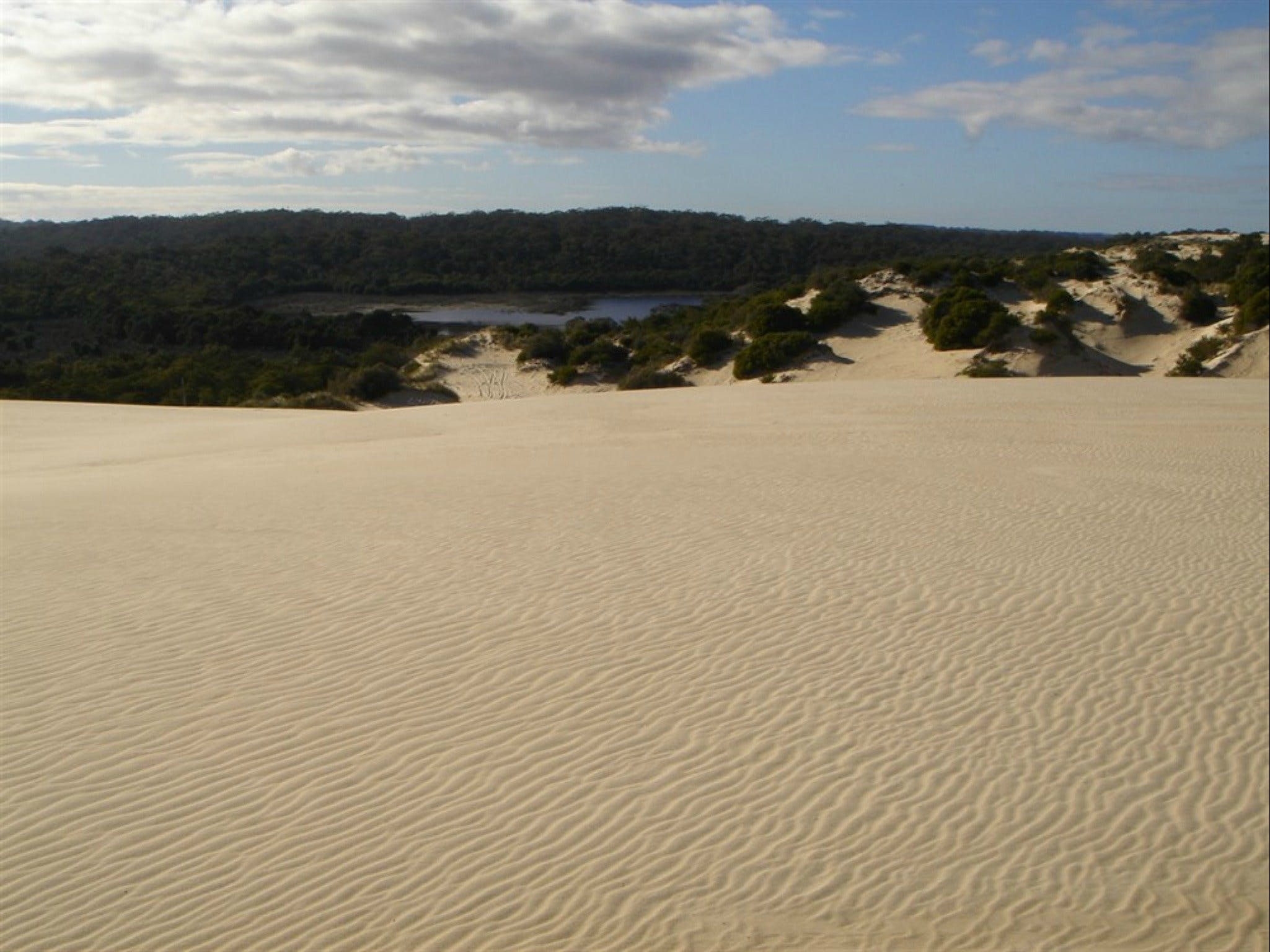 Yeagerup Sand Dunes - Accommodation Perth