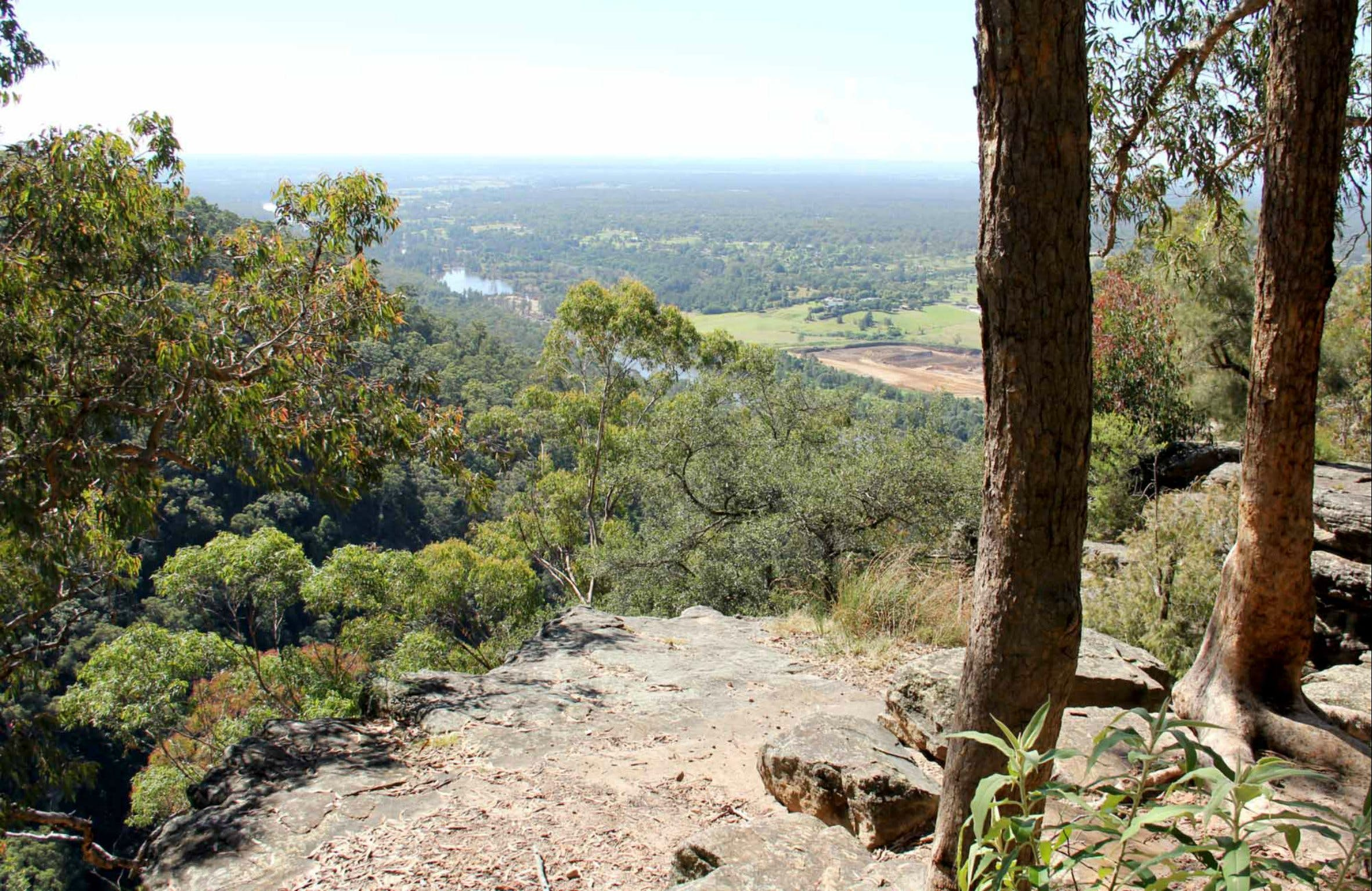 Yellow Rock Lookout - Accommodation Perth