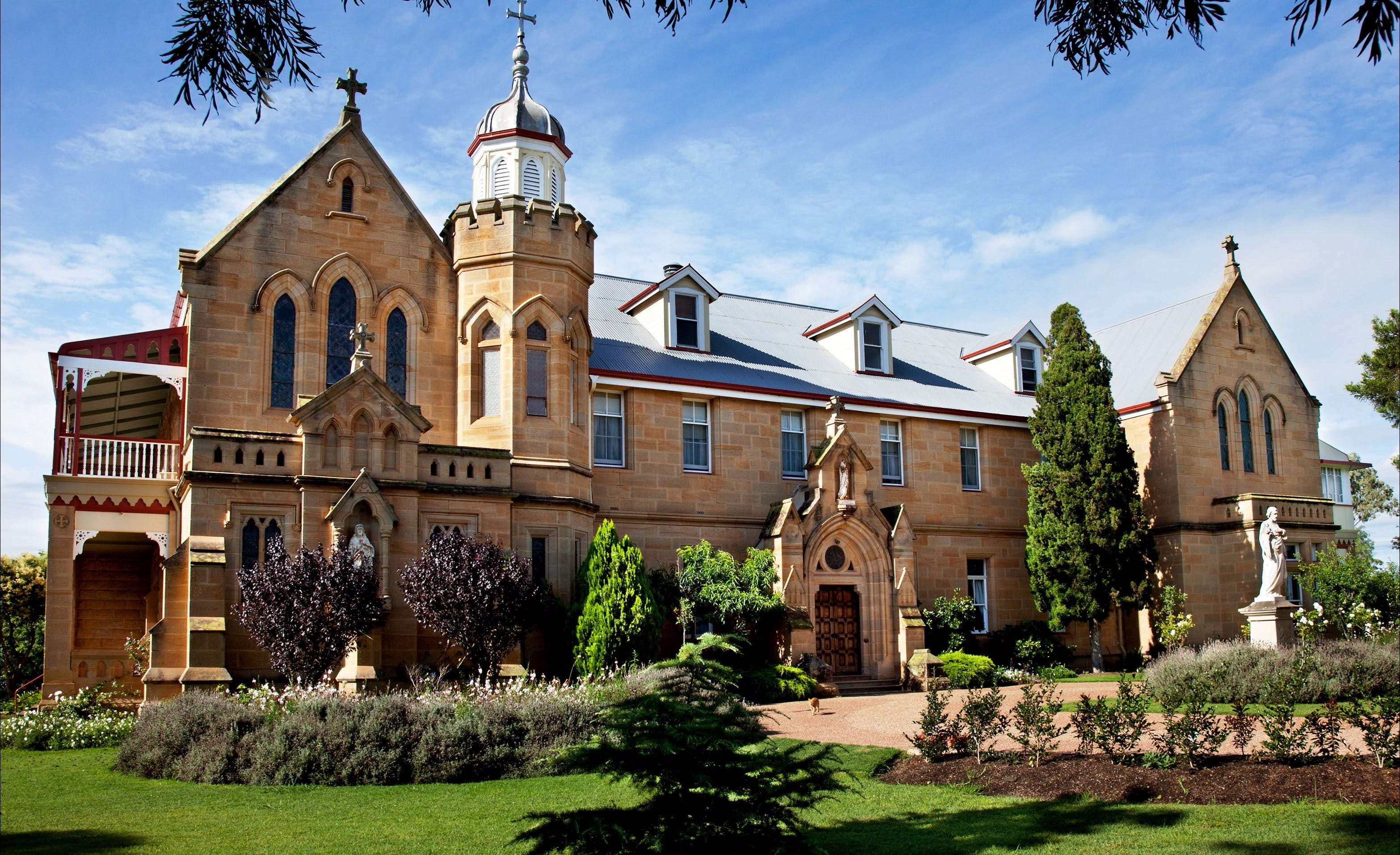 Abbey of the Roses - Accommodation Perth