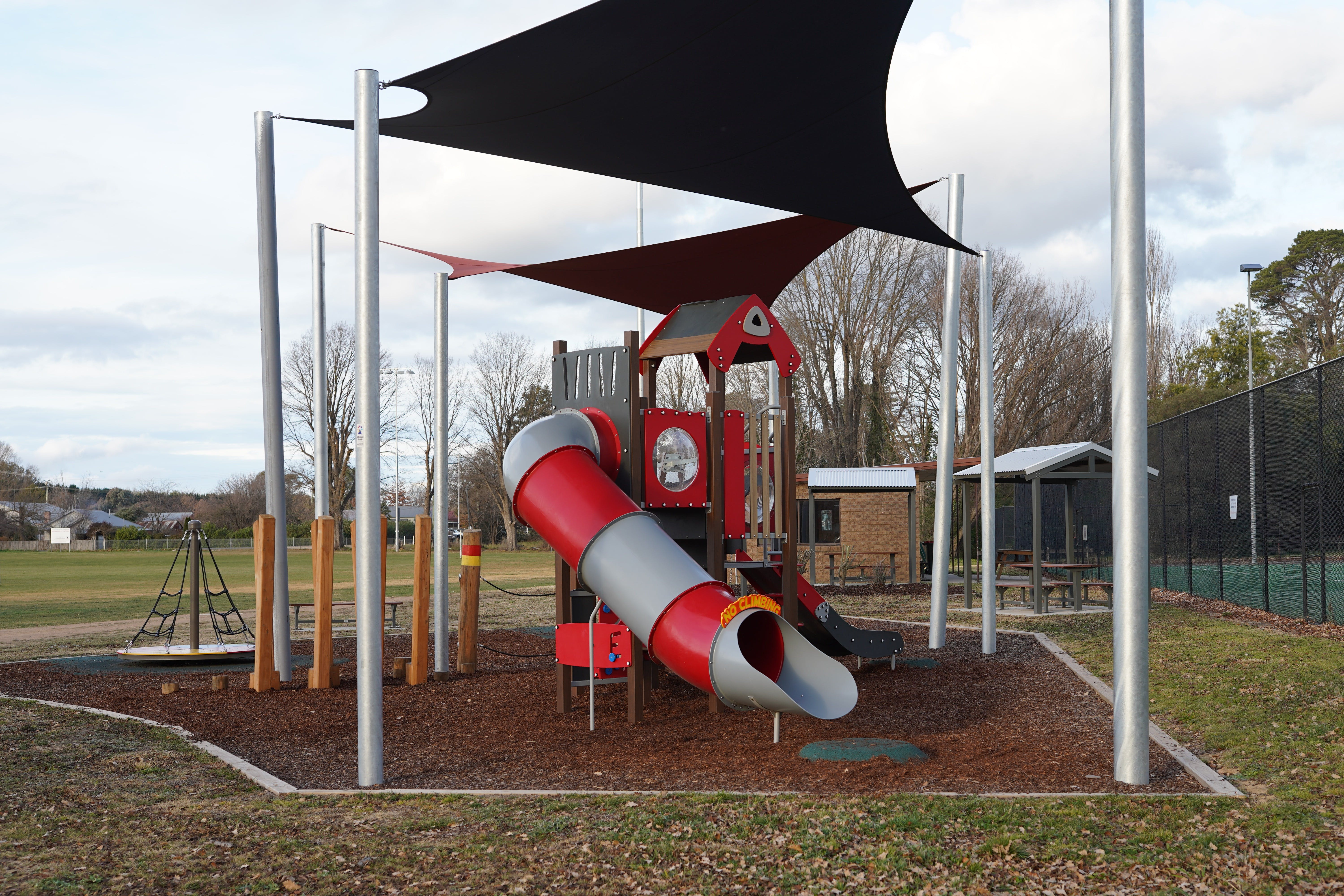 Braidwood Recreation Grounds and Playground - Accommodation Perth
