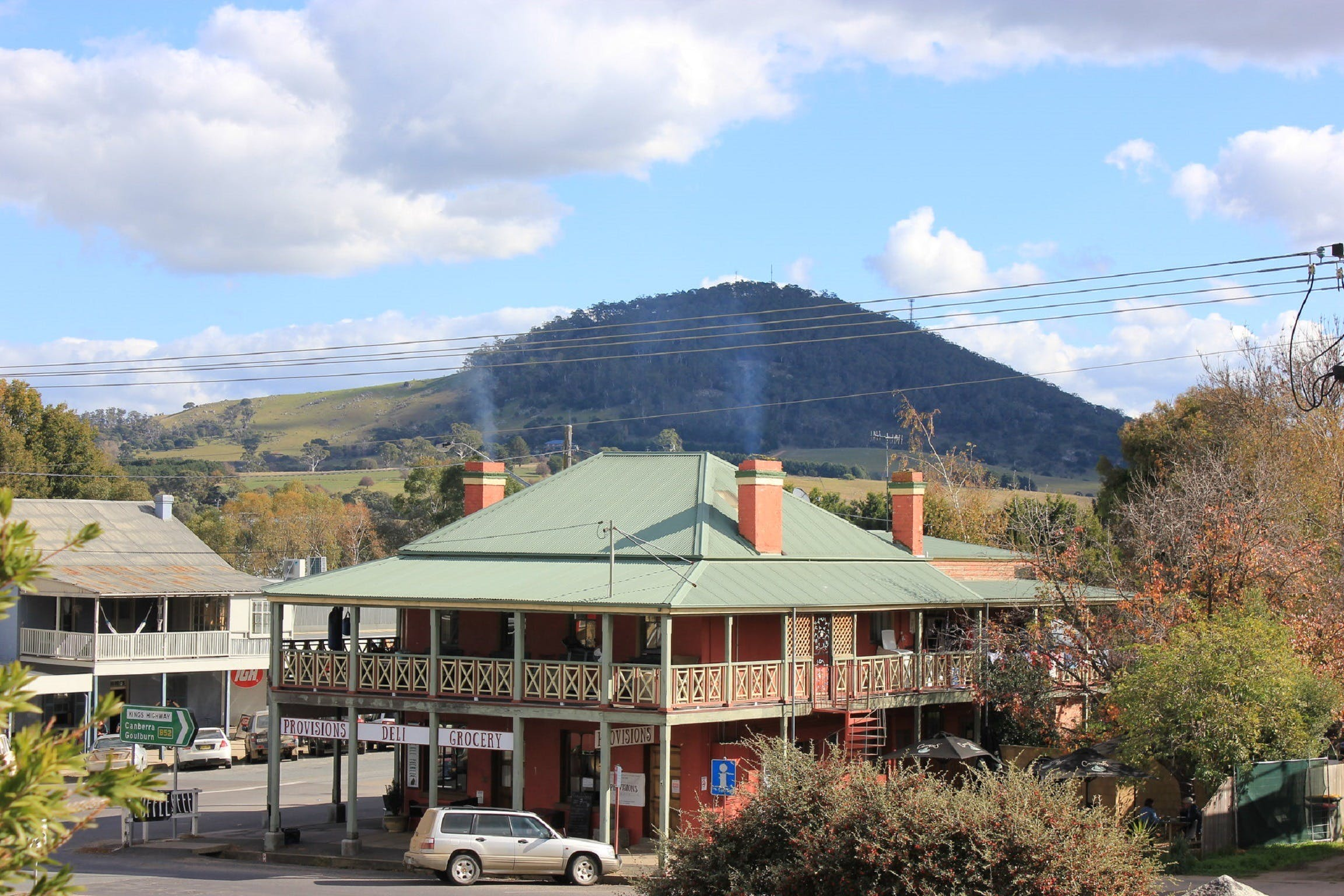 Braidwood Heritage Walk - Accommodation Perth