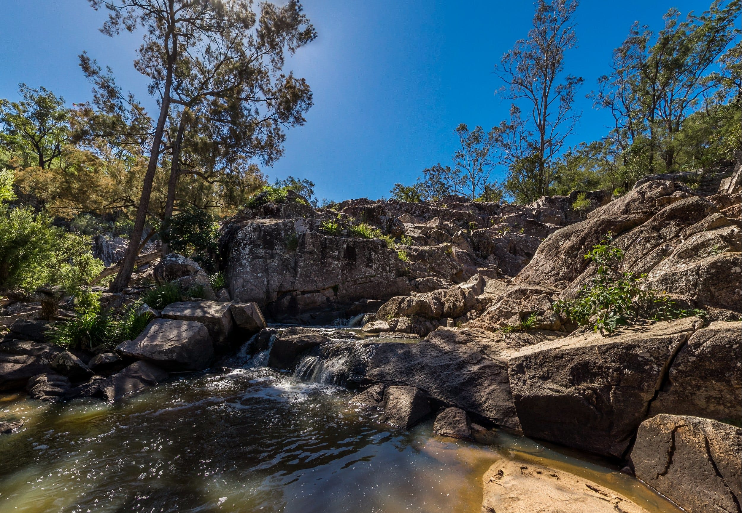 Crows Nest Falls - Accommodation Perth