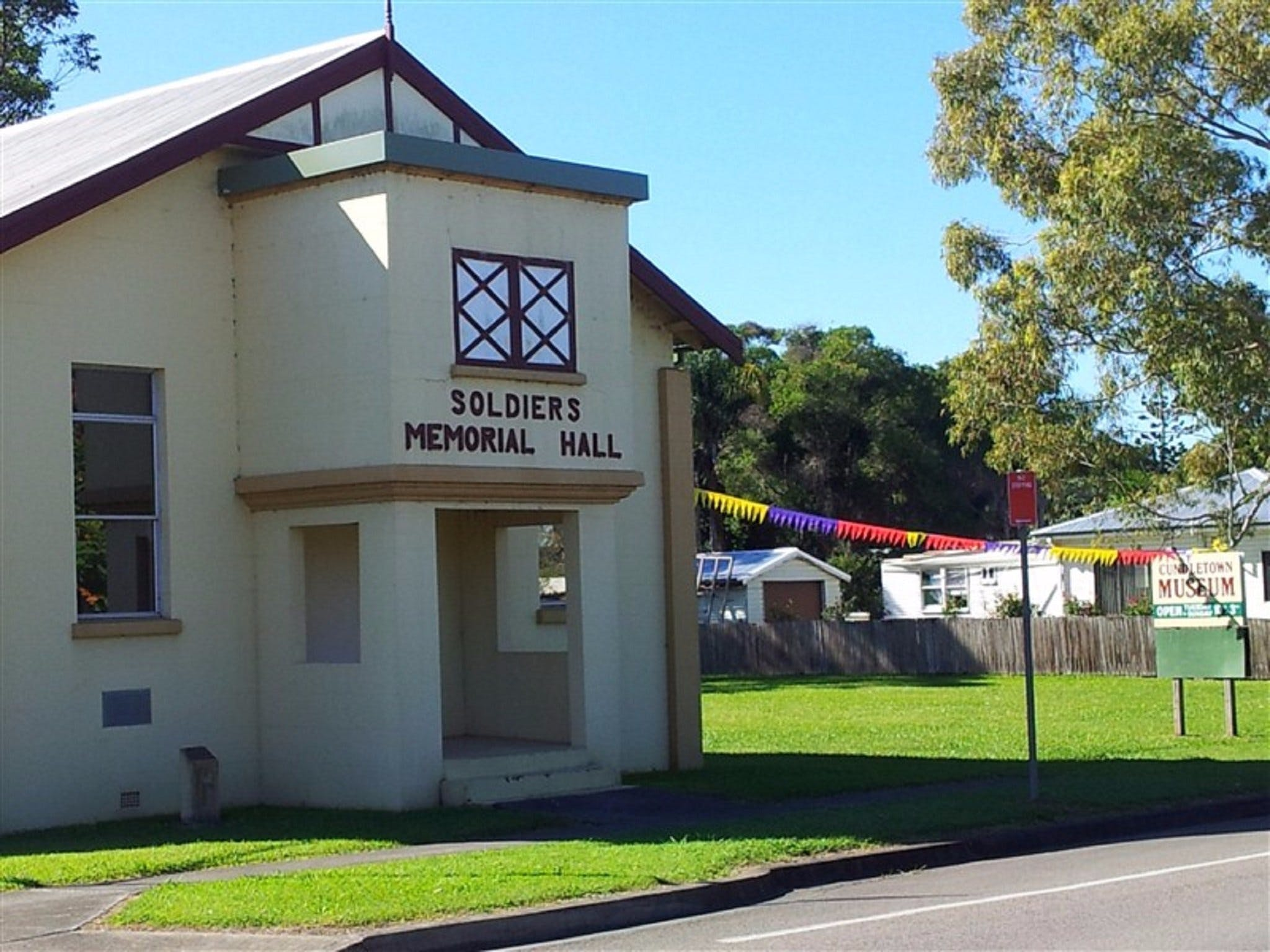 Cundletown and Lower Manning Historical  Society Inc - Accommodation Perth