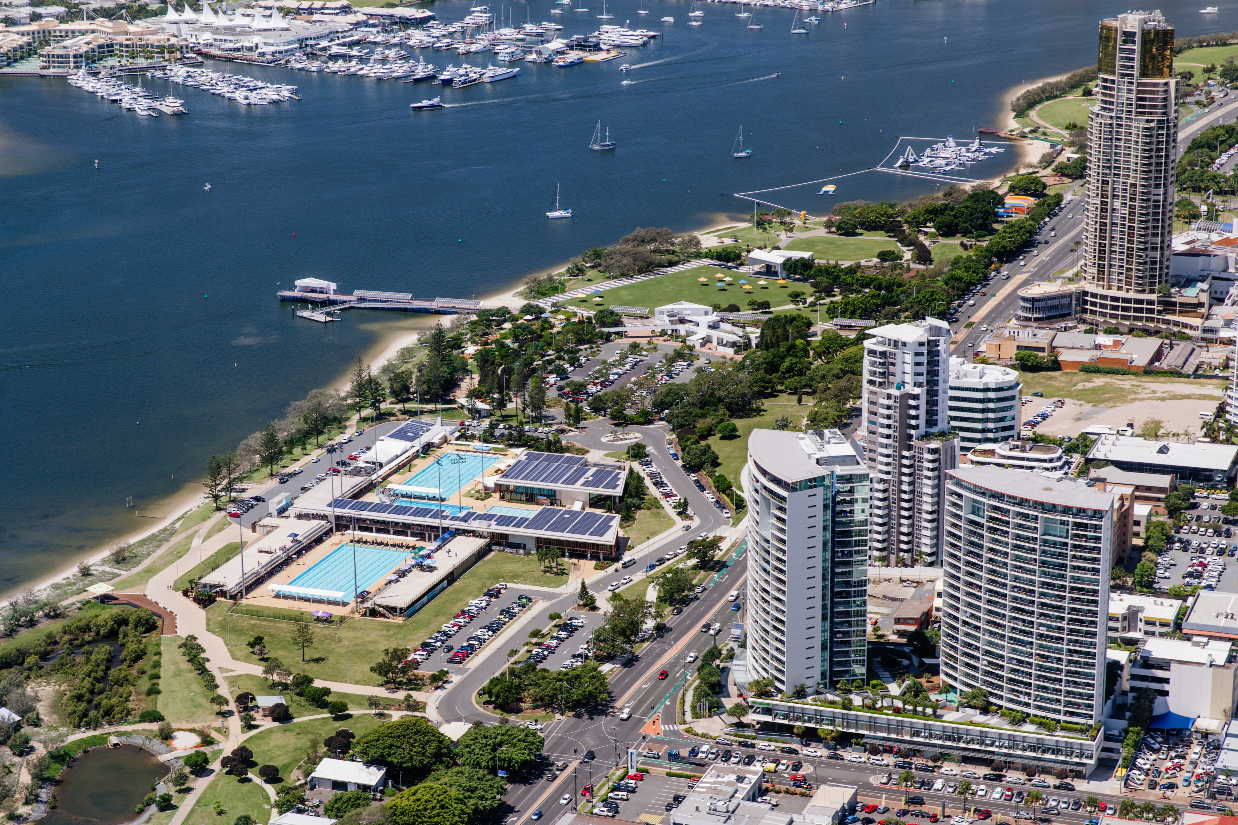 Gold Coast Aquatic Centre - Accommodation Perth
