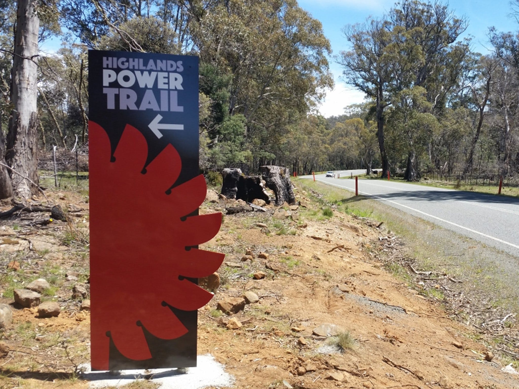 Highlands Power Trail - Accommodation Perth