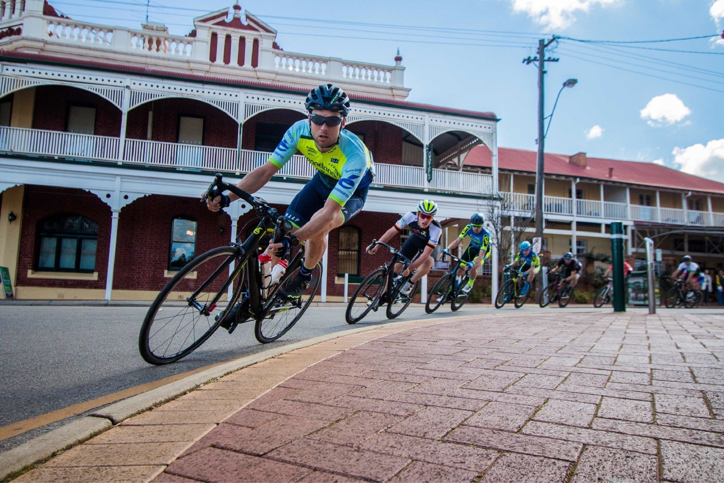The West Side Story - Avon River Cycle Trail - Accommodation Perth
