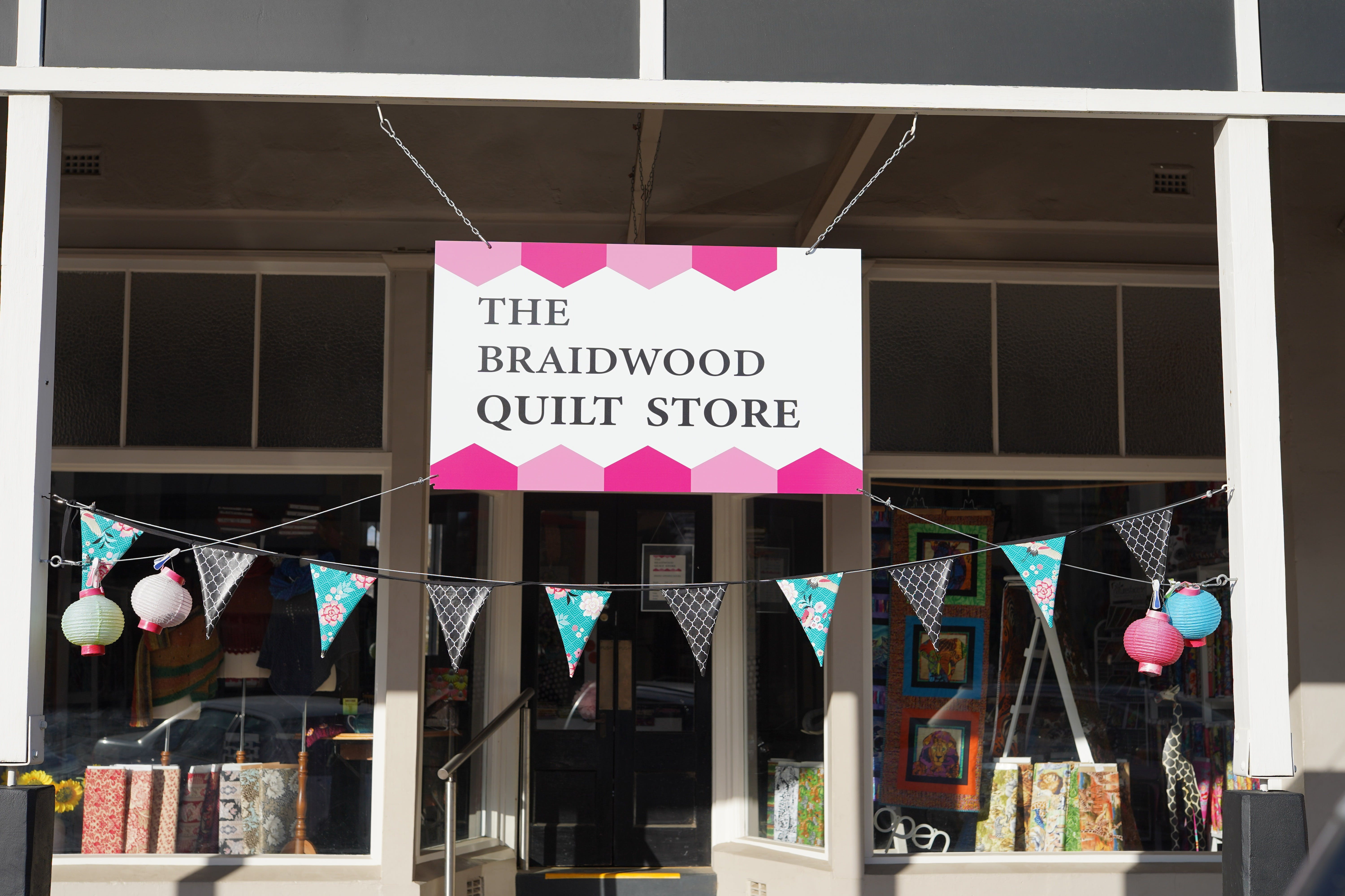 The Braidwood Quilt Store - Accommodation Perth