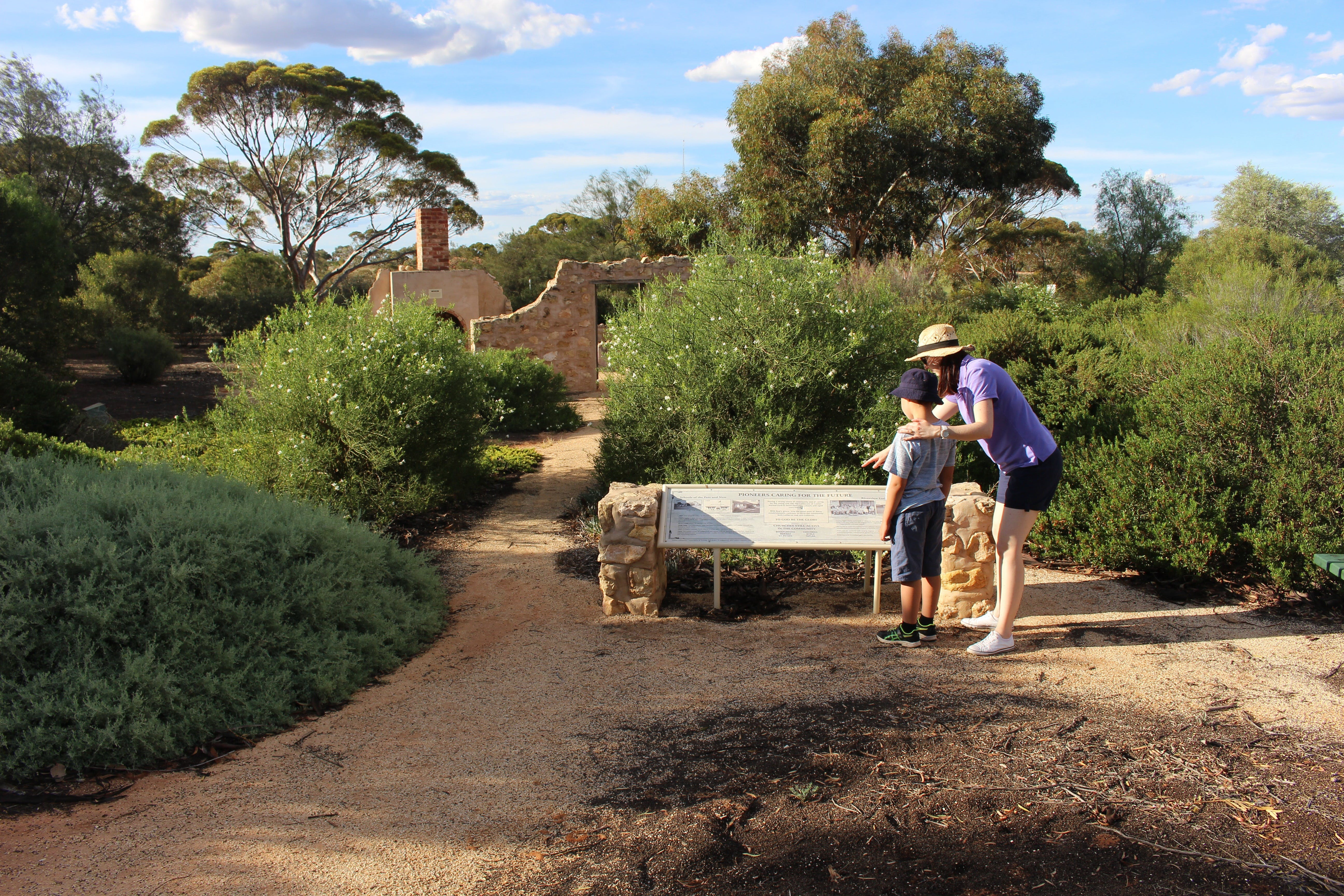 Loxton Community Conservation  Heritage Park - Accommodation Perth