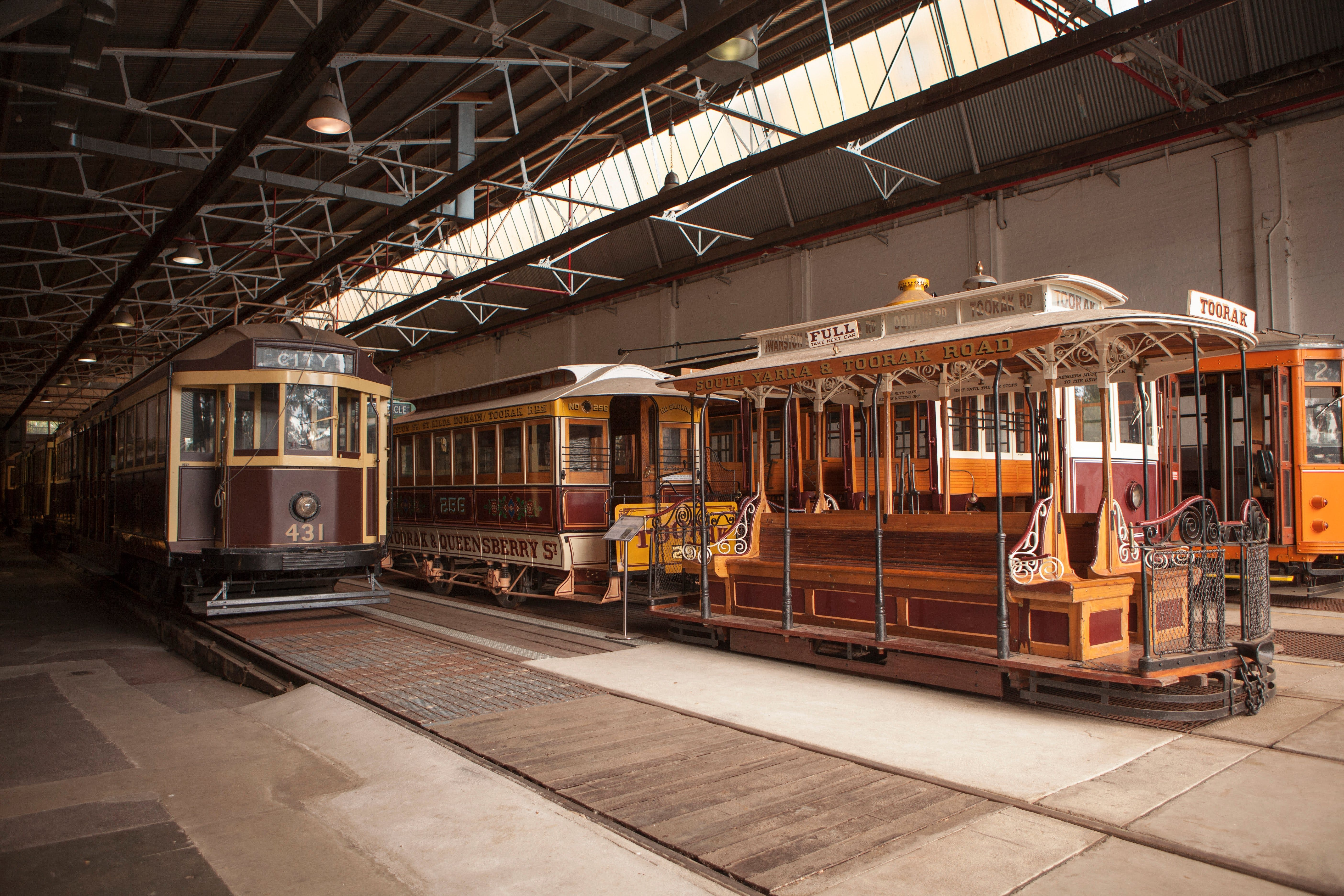 Melbourne Tram Museum - Accommodation Perth