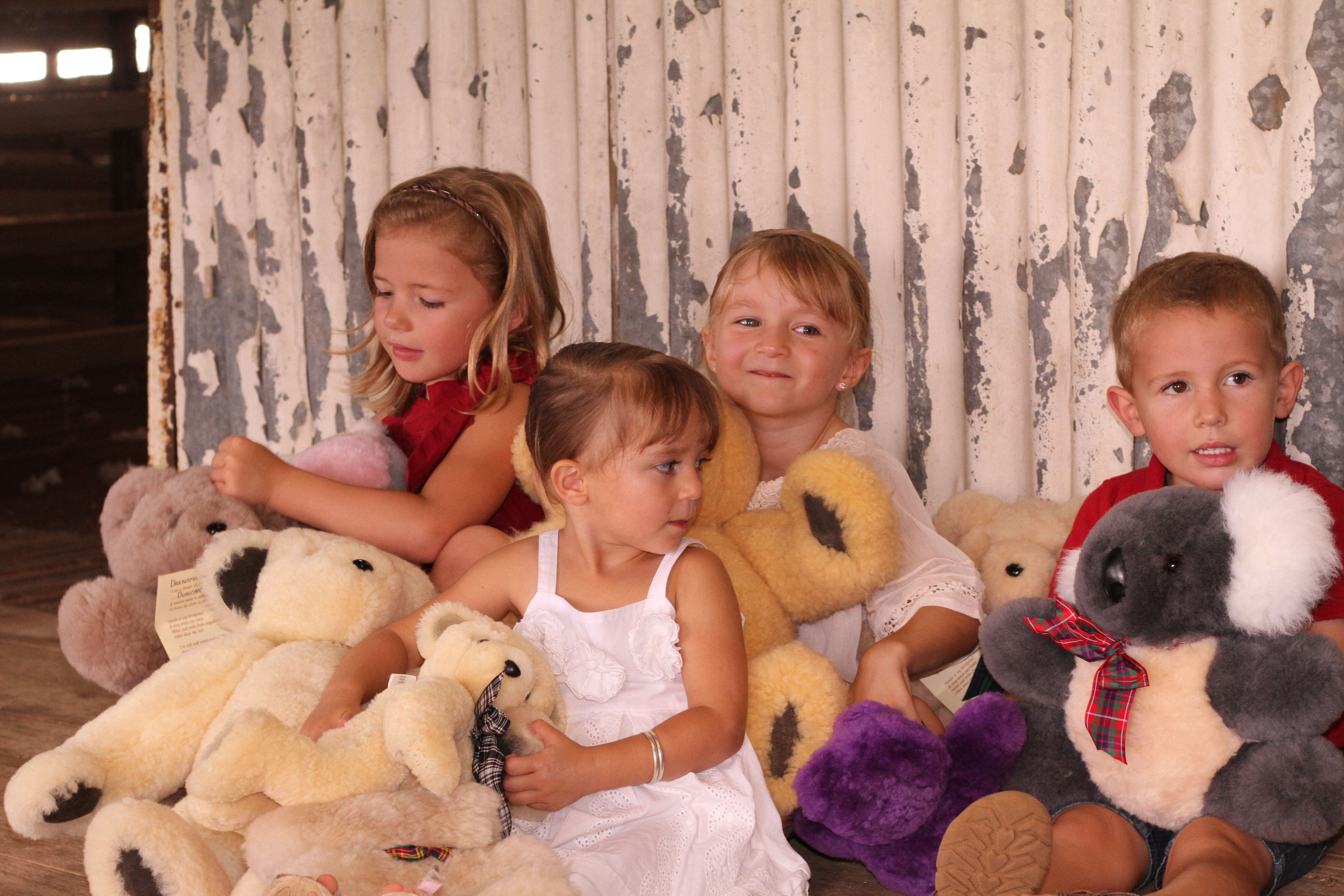 Tambo Teddies - Accommodation Perth