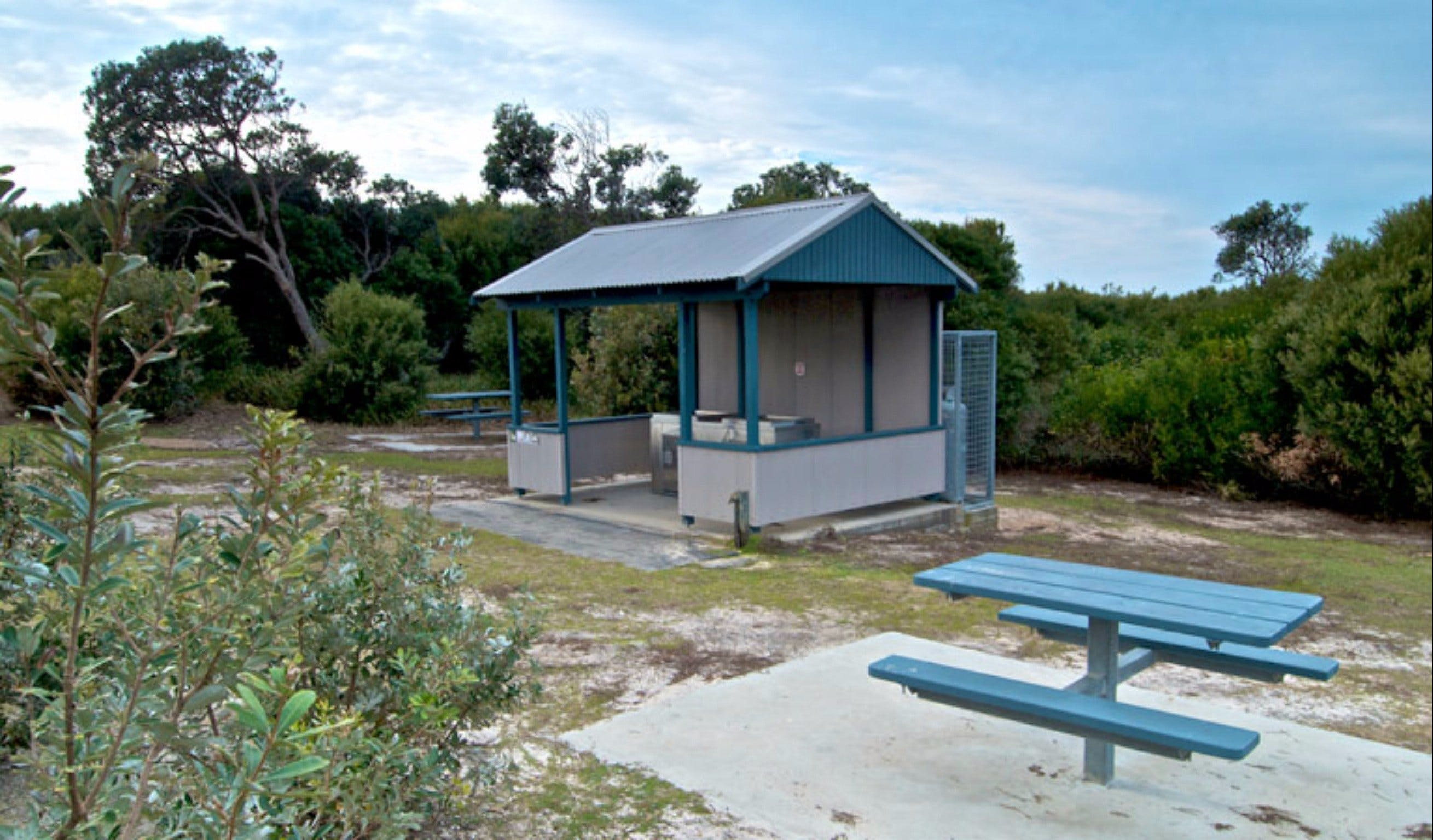 Tea Tree picnic area and lookout - Accommodation Perth