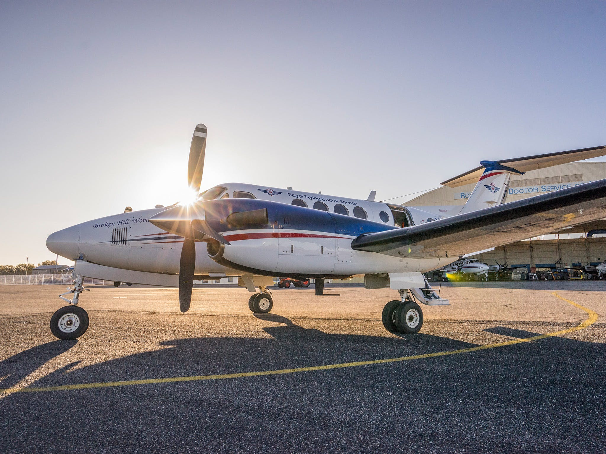 The Royal Flying Doctor Service Outback Experience in Broken Hill - Accommodation Perth
