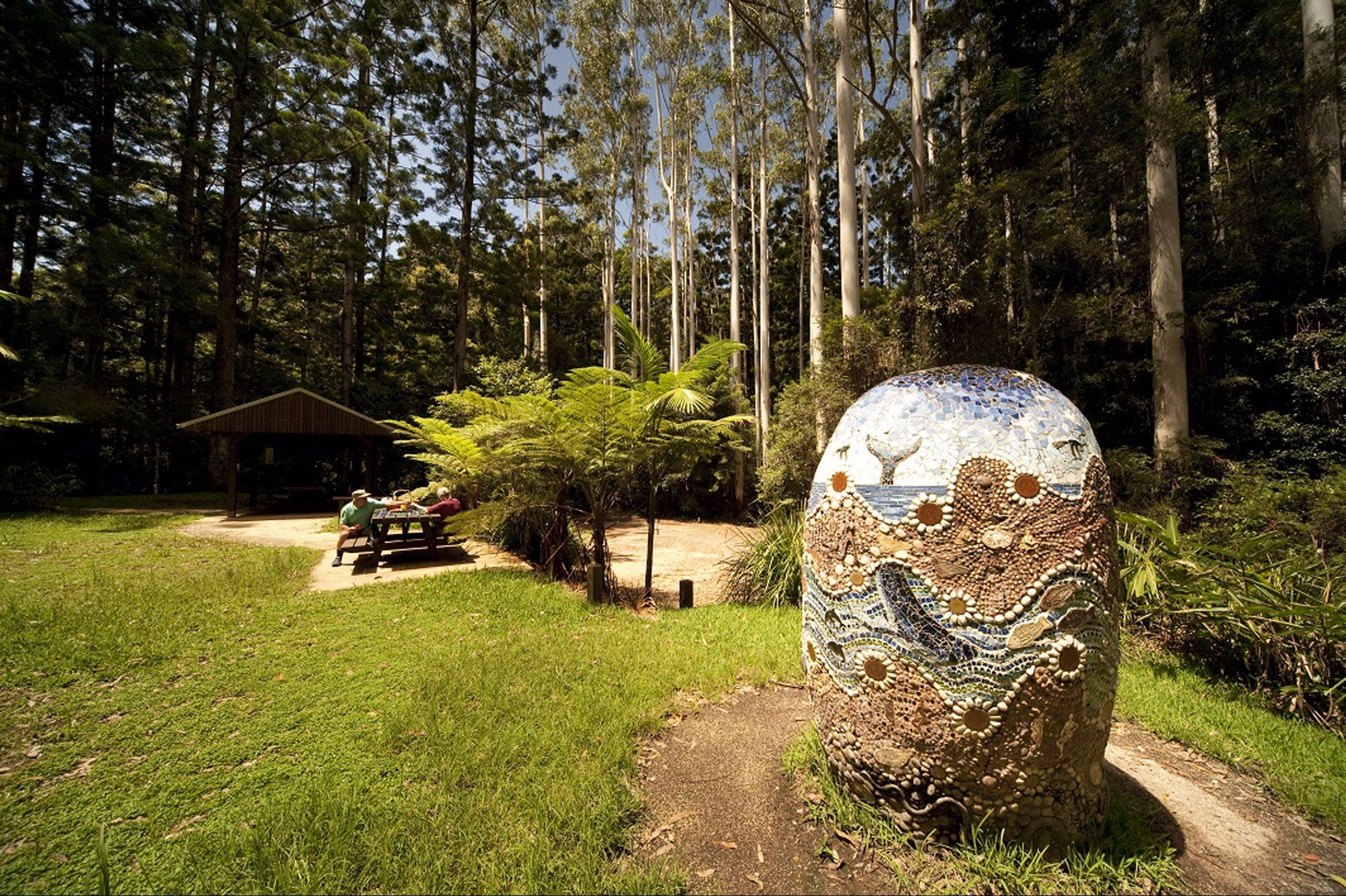 The Pines Picnic Area - Accommodation Perth