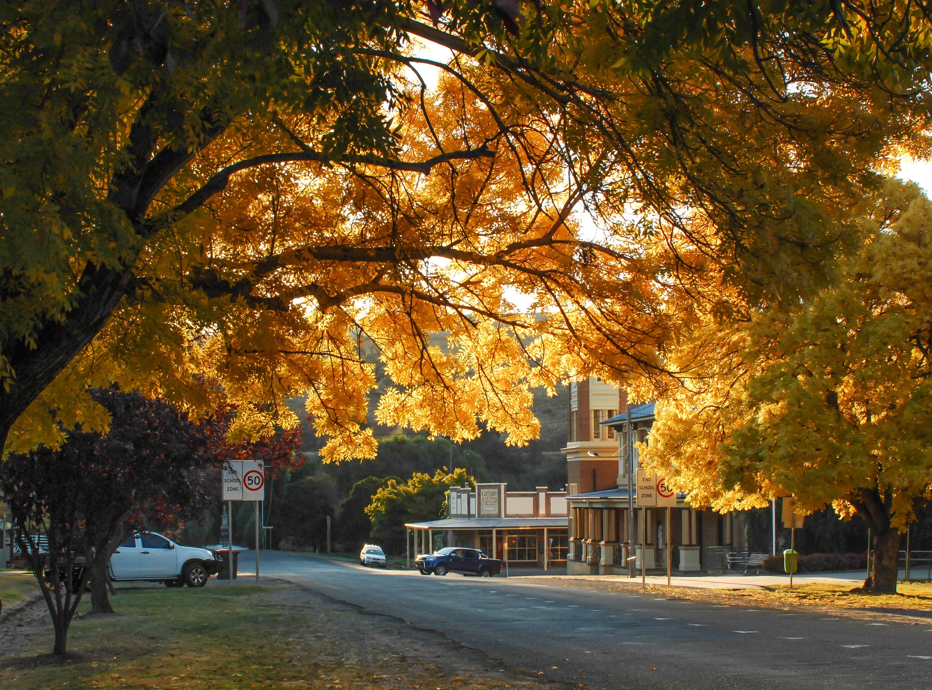 Carcoar - Accommodation Perth