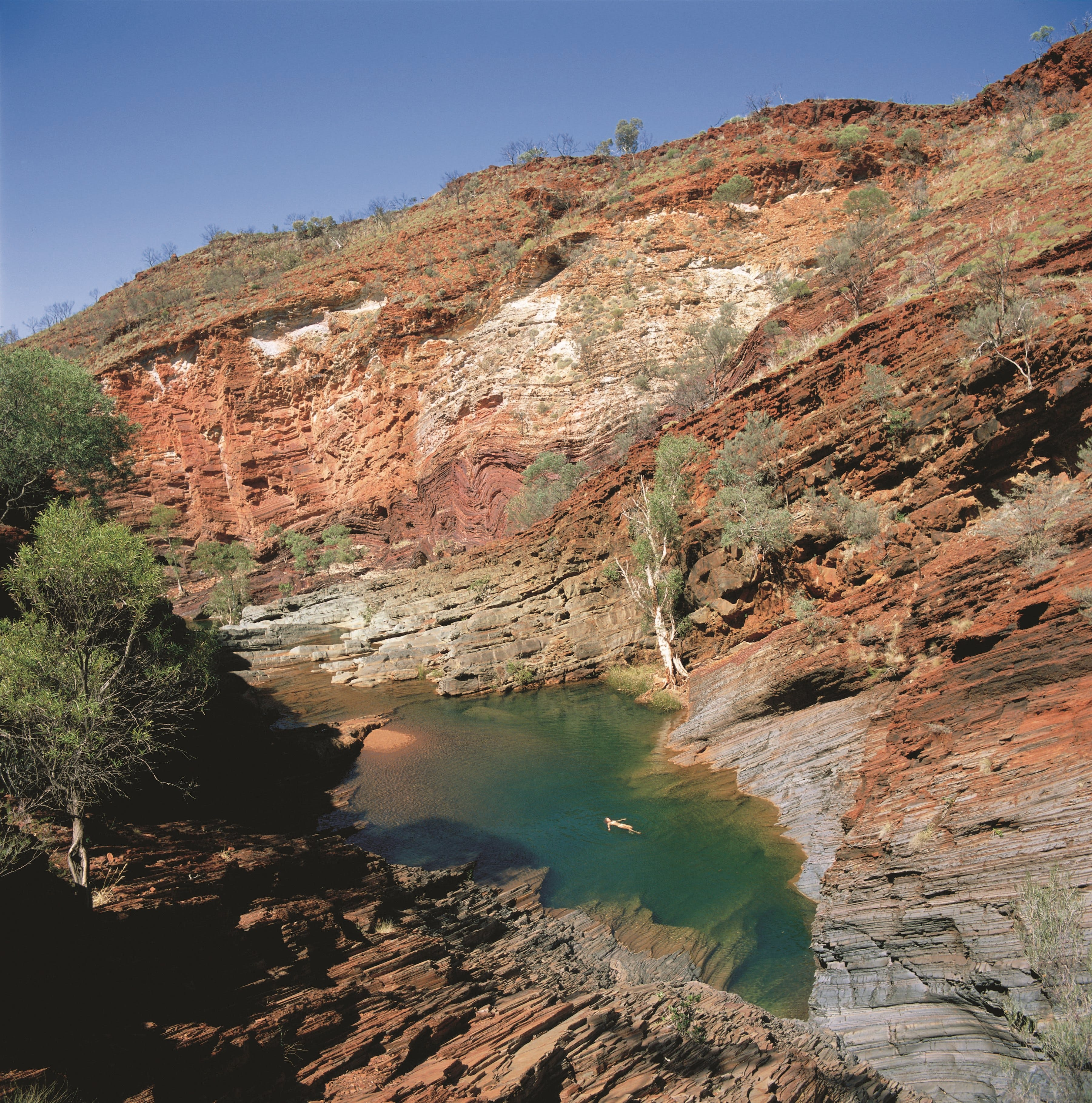 Hamersley Gorge - Accommodation Perth