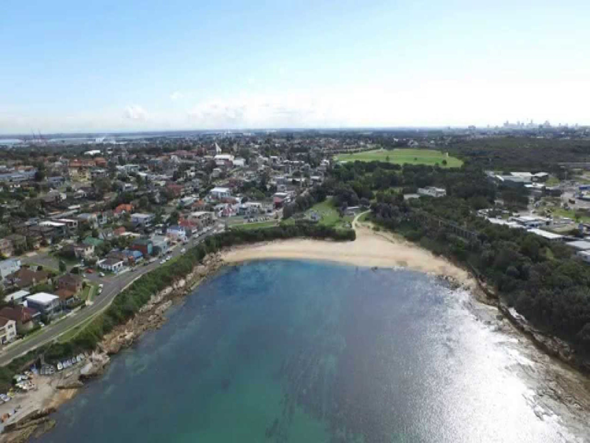 Malabar Beach - Accommodation Perth