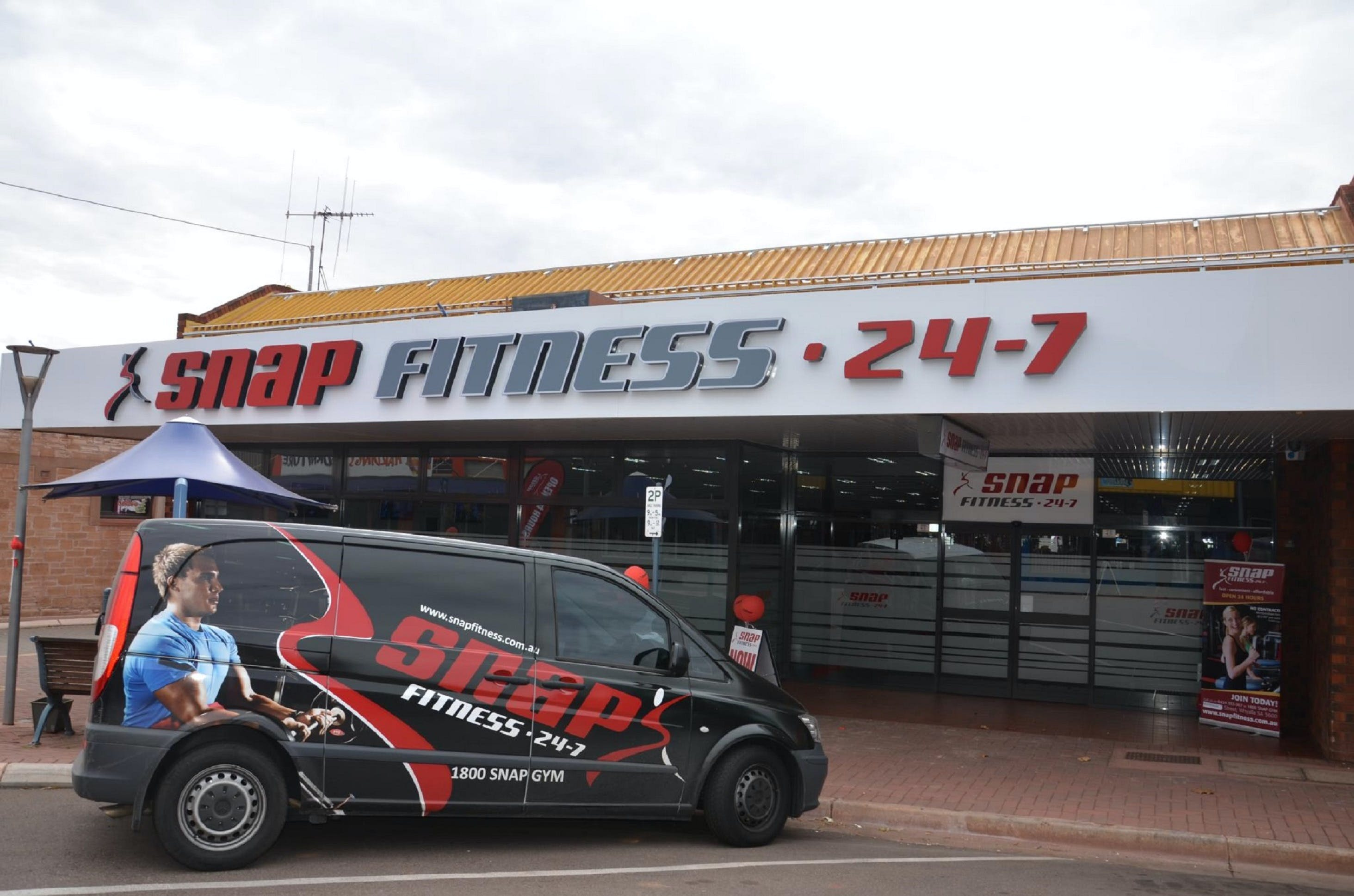 Snap Fitness Whyalla 24/7 gym - Accommodation Perth