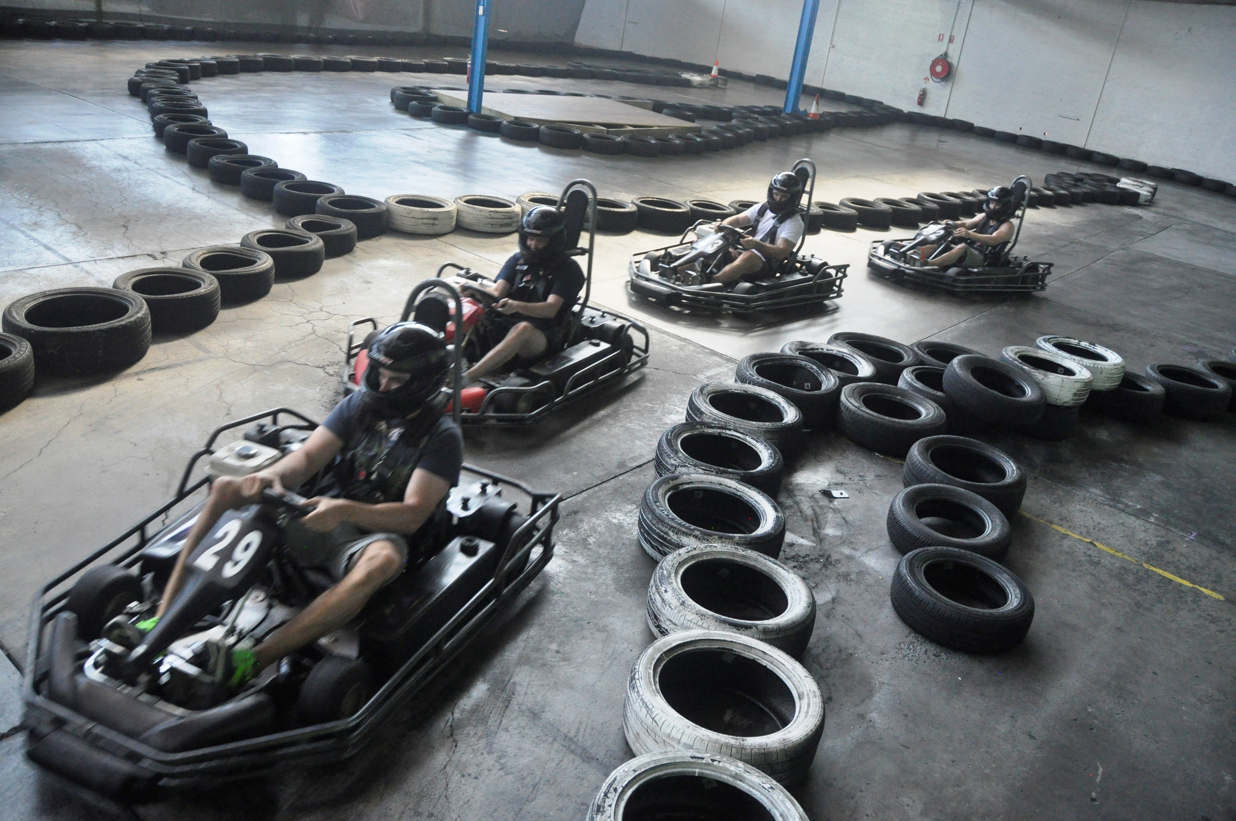 Spitfire Paintball and Go Karts - Accommodation Perth