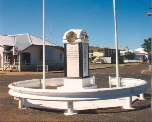 Cloncurry War Memorial - Accommodation Perth