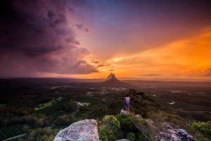 Glass House Mountains - Accommodation Perth