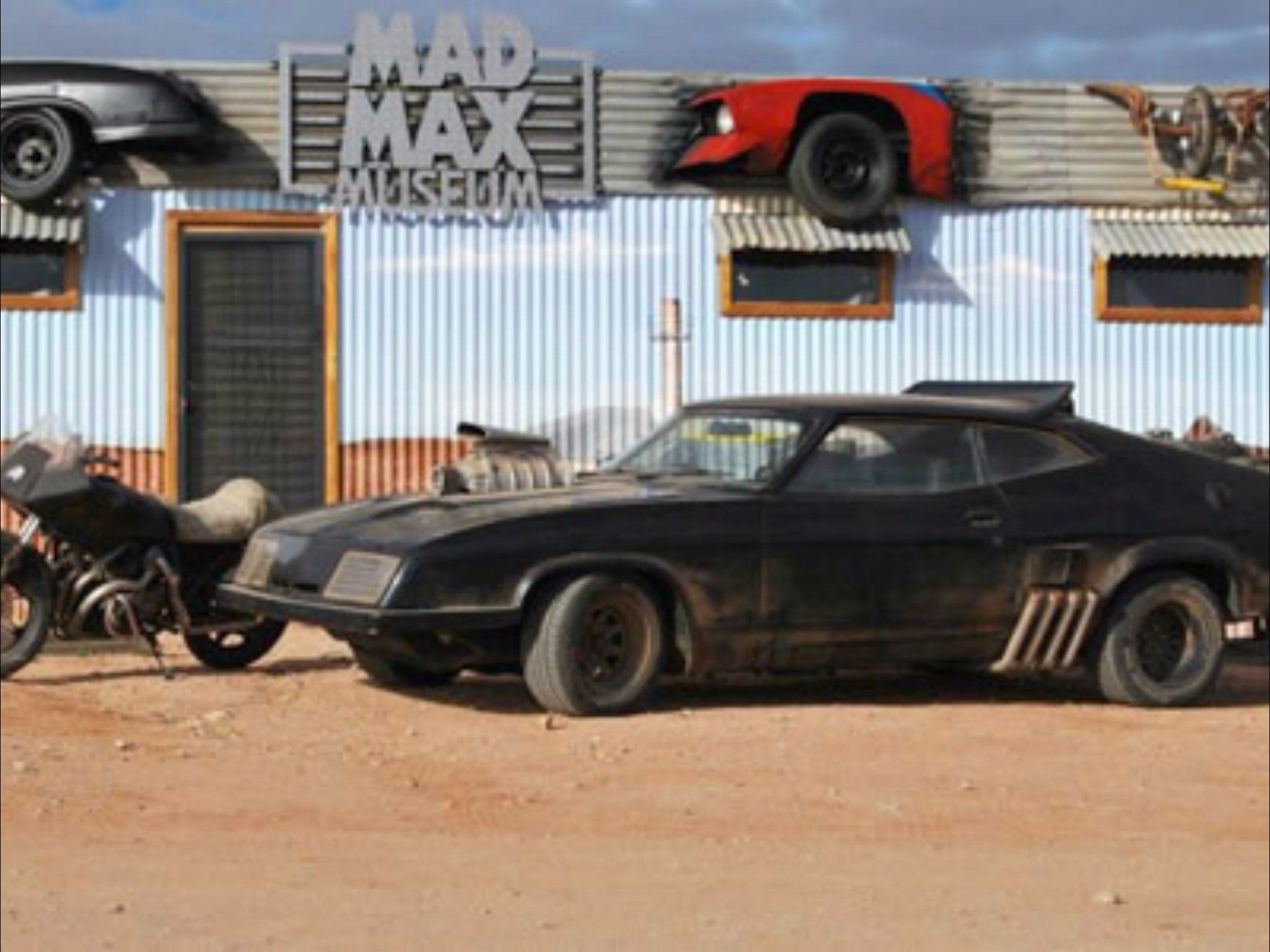 Mad Max Museum - Accommodation Perth