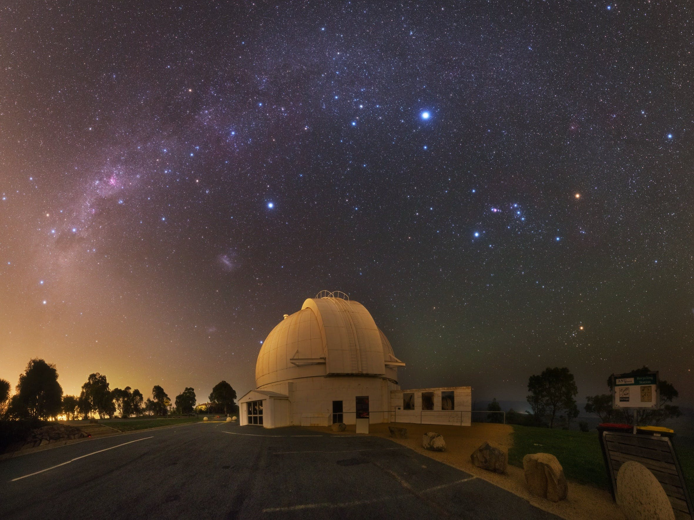 Mount Stromlo Observatory - Accommodation Perth