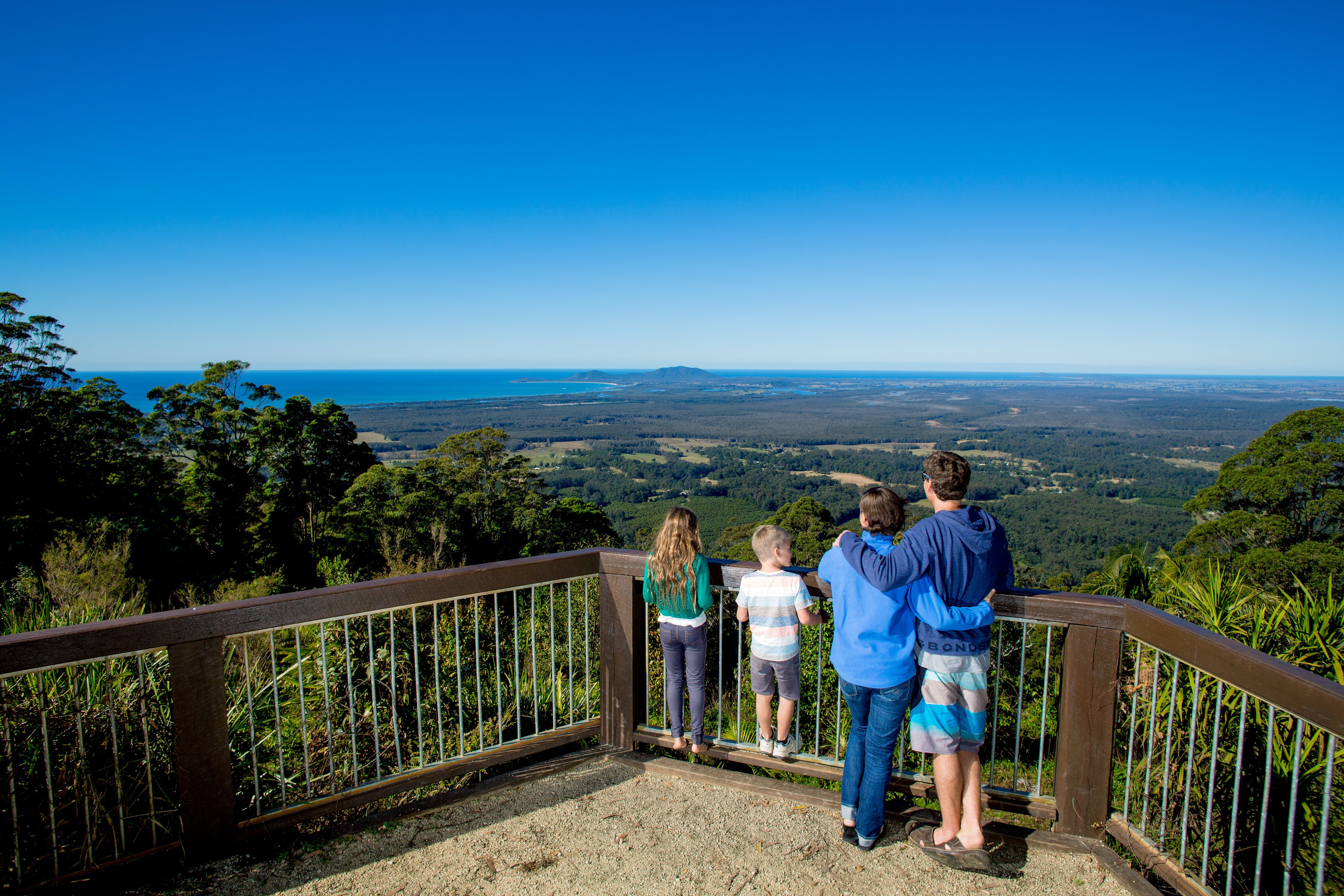 Mount Yarrahapinni Lookout - Accommodation Perth