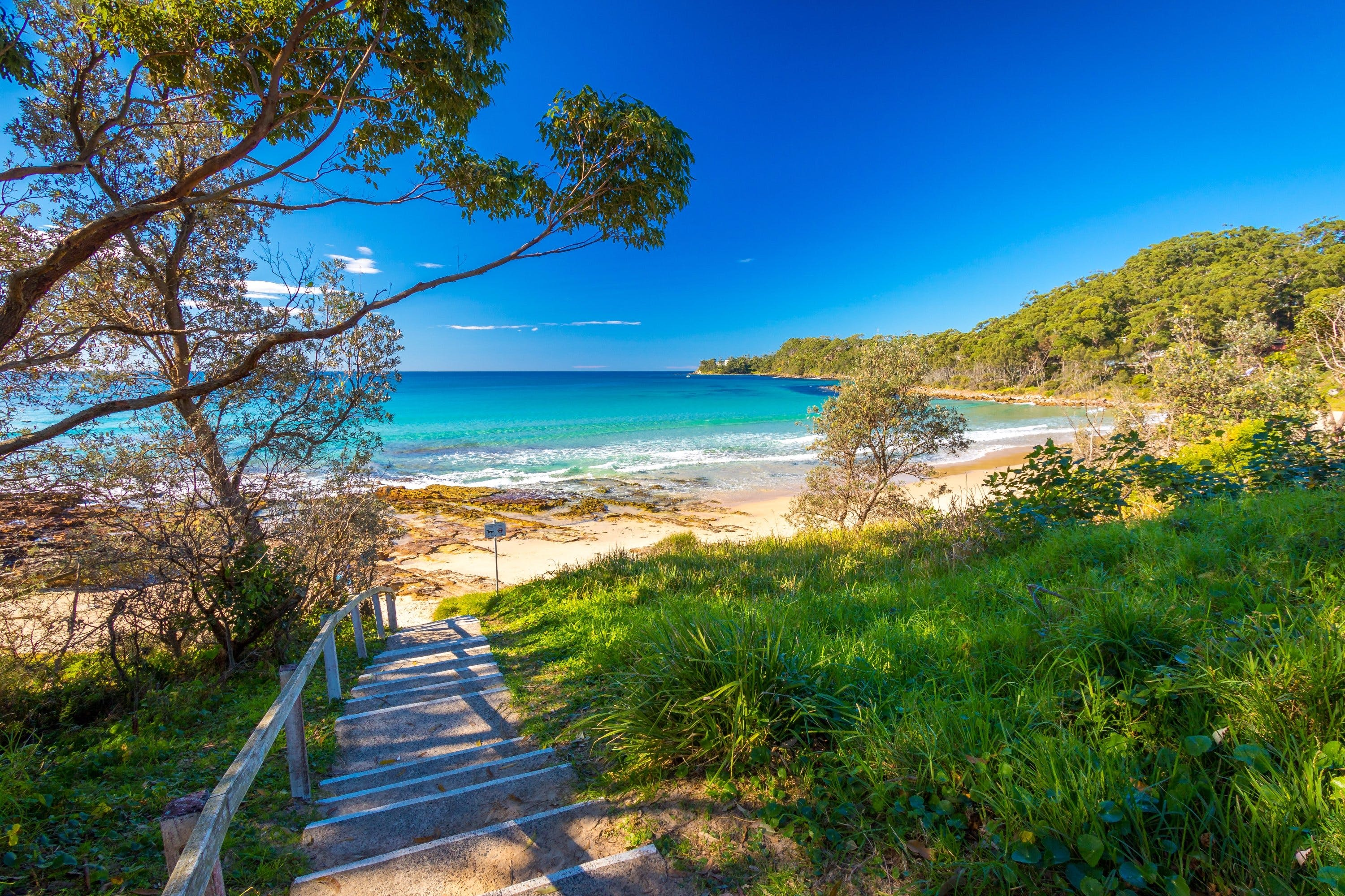 Narrawallee Beach - Accommodation Perth