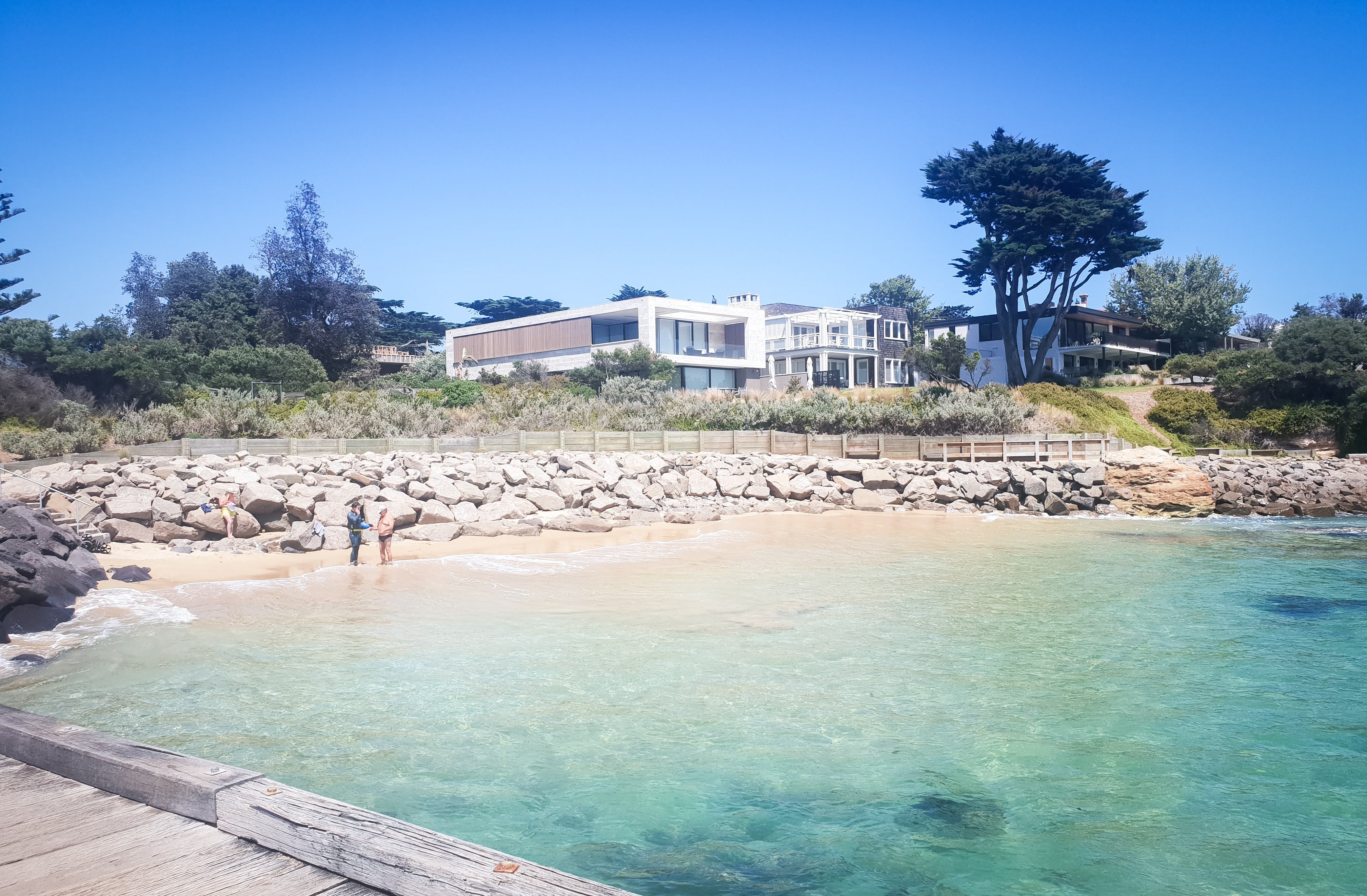 Portsea Front Beach - Accommodation Perth