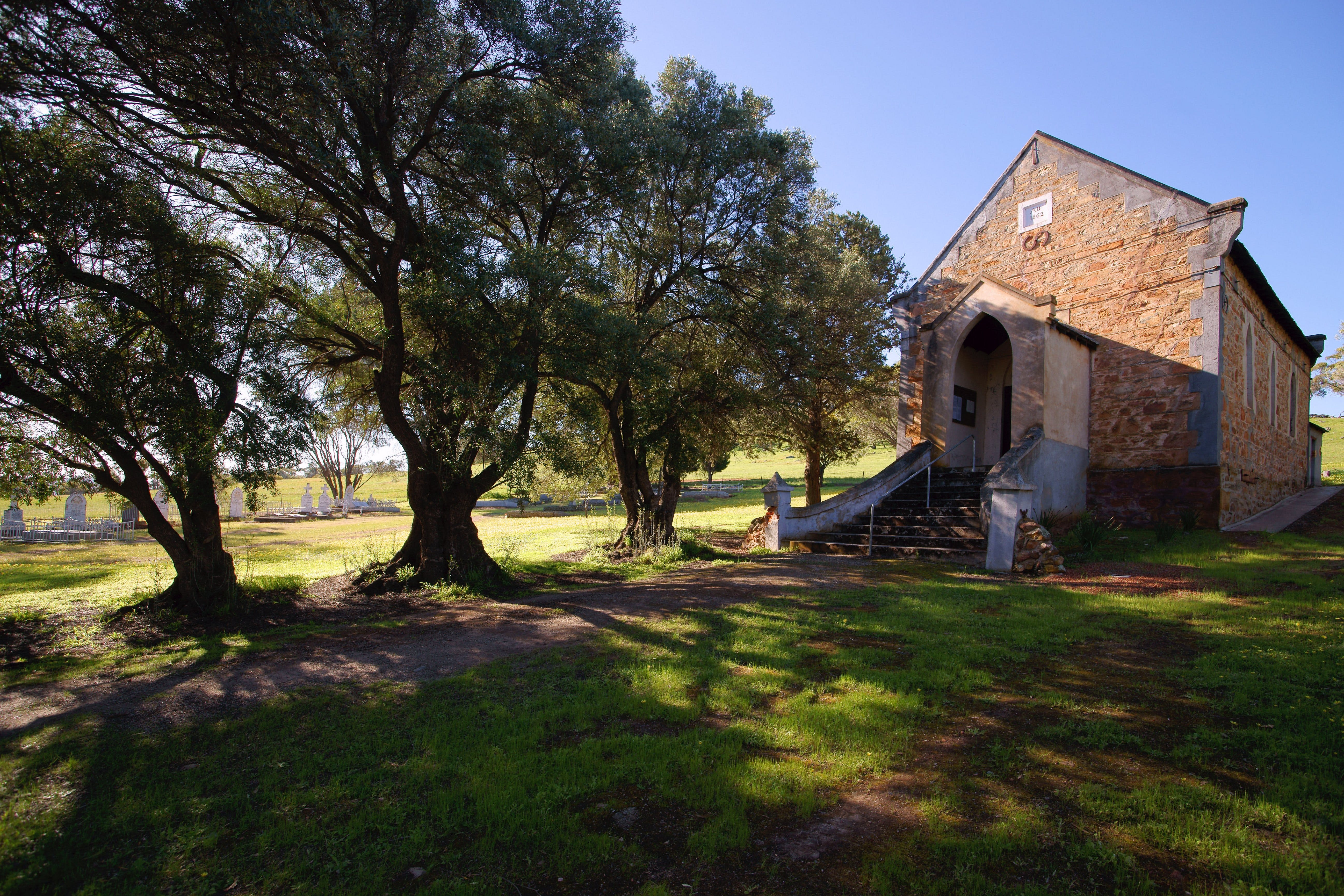 St Saviours Church Katrine - Accommodation Perth