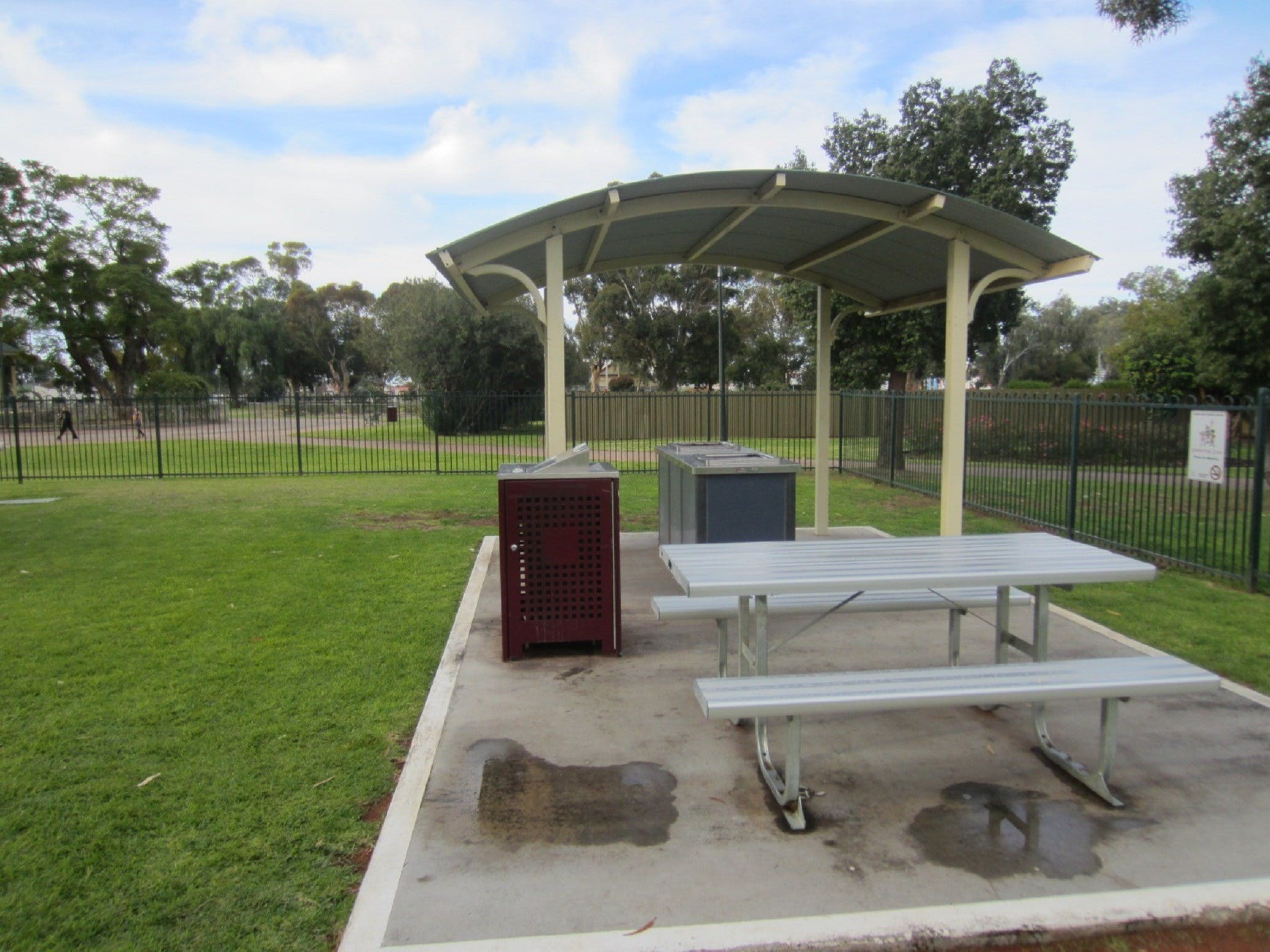 Sturt Park Reserve and Titanic Memorial - Accommodation Perth