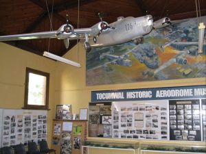 Tocumwal Historic Aerodrome Museum - Accommodation Perth