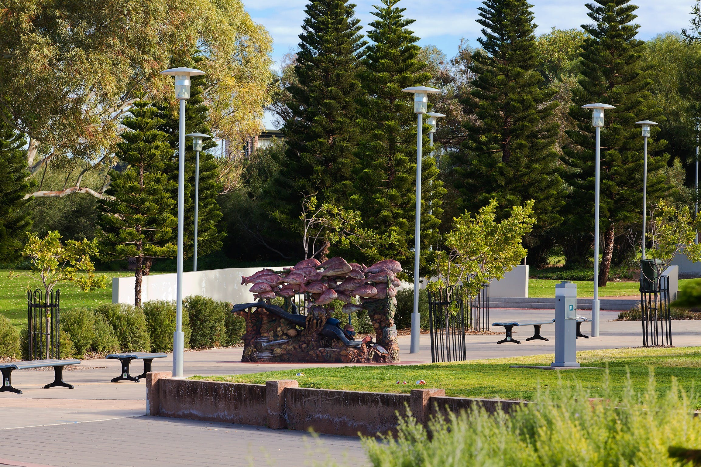 Whyalla Foreshore and Marina - Accommodation Perth