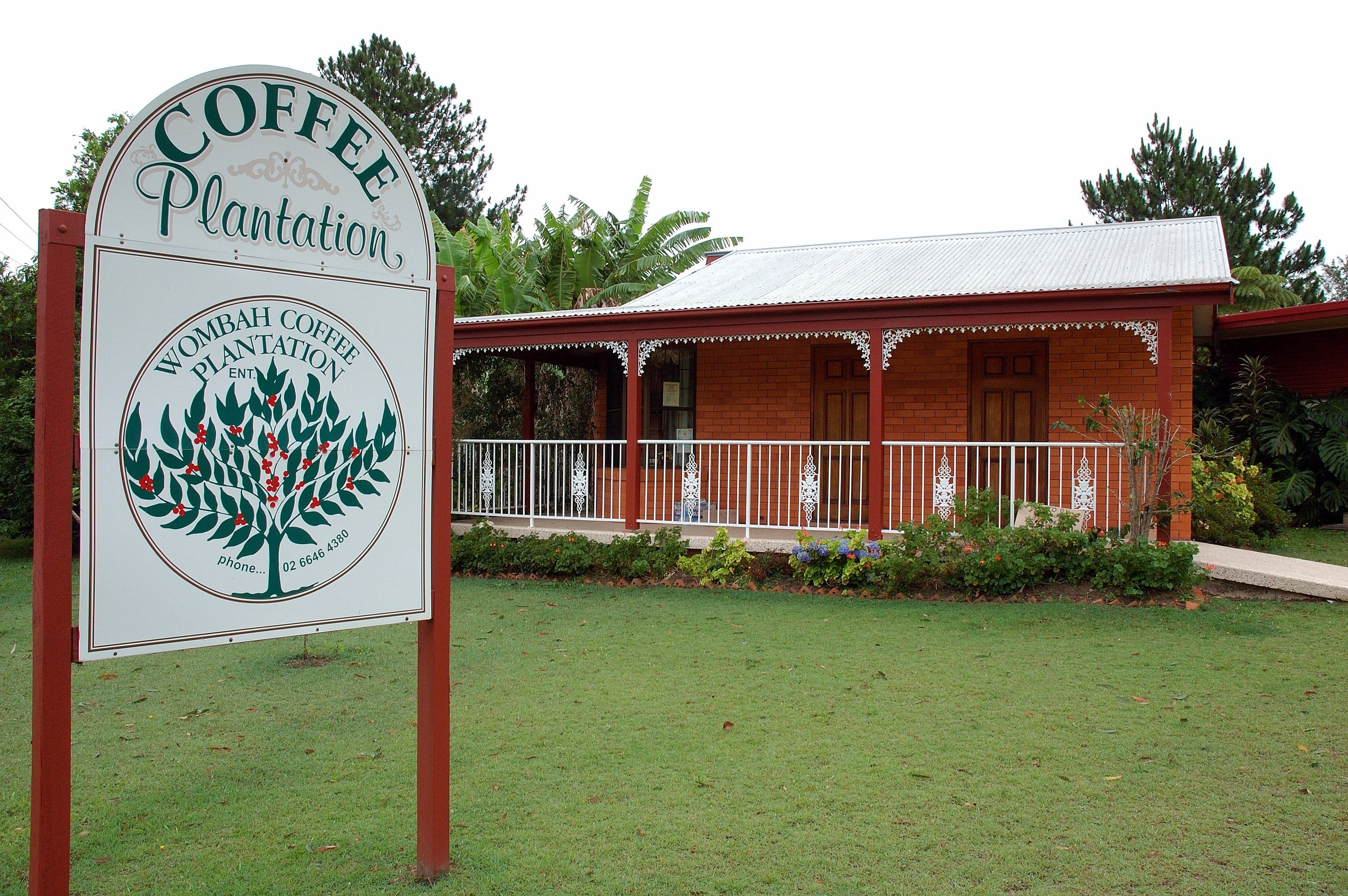 Wombah Coffee Plantation - Accommodation Perth