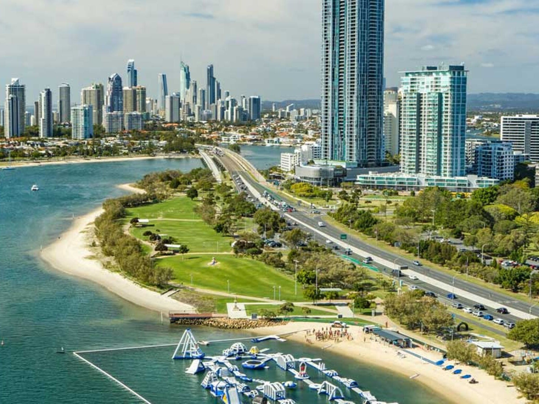 Broadwater Parklands - Accommodation Perth