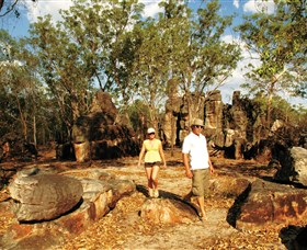 The Lost City - Litchfield National Park - Accommodation Perth