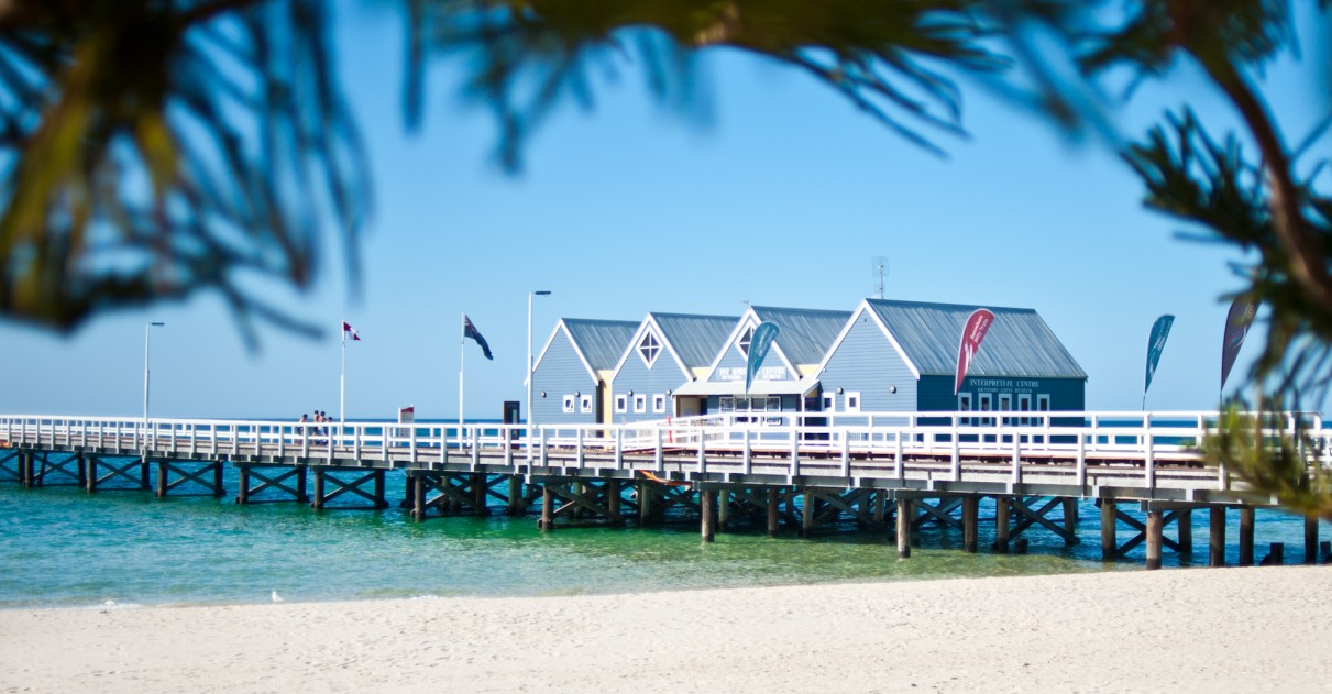 Busselton Jetty  Underwater Observatory Tour - Accommodation Perth