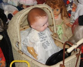Little Darlings Doll Museum and Coffee Shop - Accommodation Perth