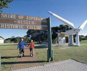 Esperance Municipal Museum - Accommodation Perth