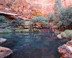 Gorge Rim Walk Dales Gorge - Accommodation Perth