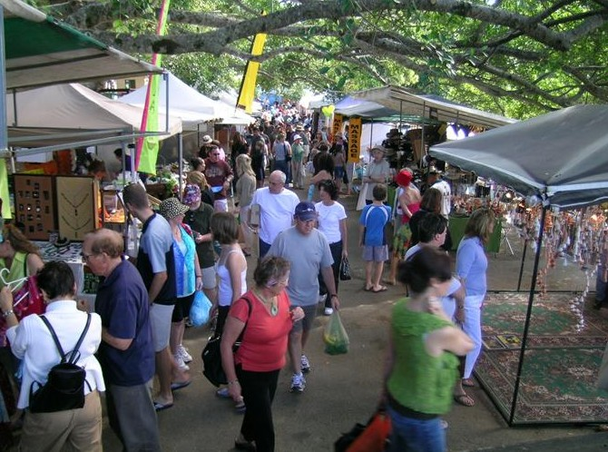 Eumundi Markets - Accommodation Perth