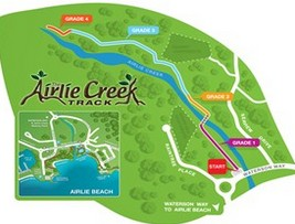 The Airlie Creek Track