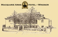 Macquarie Arms Hotel - Accommodation Perth