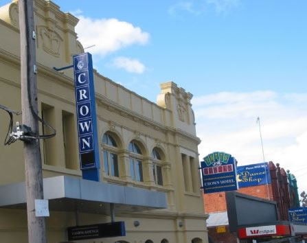 Crown Hotel Lilydale - Accommodation Perth