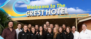 The Crest Hotel Sylvania - Accommodation Perth