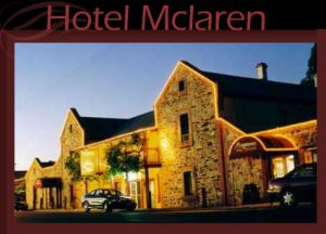 Hotel McLaren - Accommodation Perth