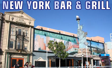 New York Bar  Grill - Accommodation Perth